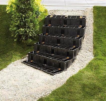 escalier d ext 233 rieur en modulesca carra