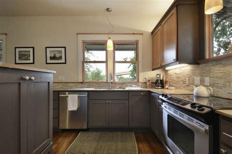 dark grey kitchen cabinets 24 grey kitchen cabinets designs decorating ideas