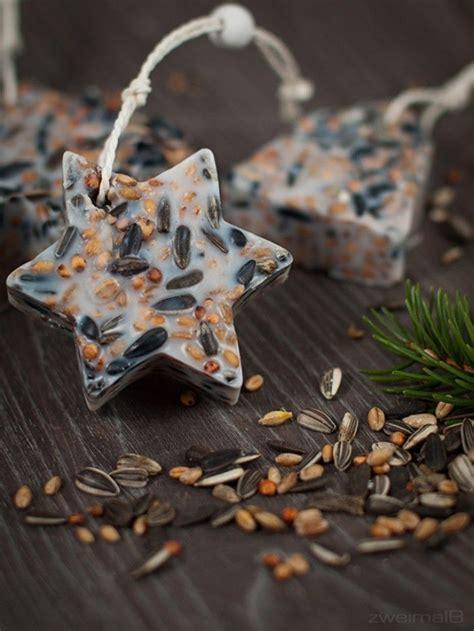 Weihnachtsgeschenke Selber Machen Basteln by Vogelfutter Selber Machen Diy Weihnachtsgeschenke