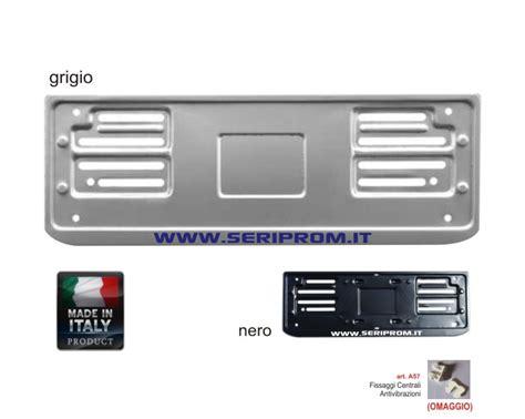 porta targa auto portatarga auto gratis personalizzazione consegna