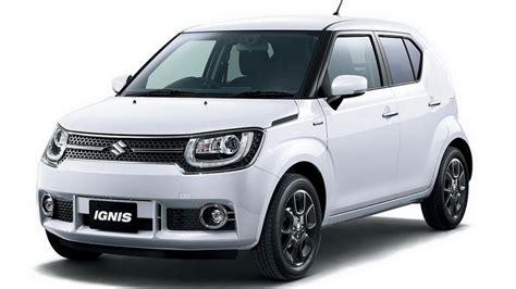 Review Suzuki Ignis by 2016 Suzuki Ignis Review Top Speed