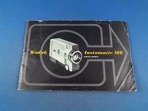 Kodak Instamatic Mc Movie Camera Instruction User Manual