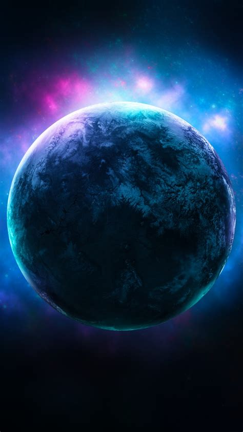 wallpaper planets dark space  space