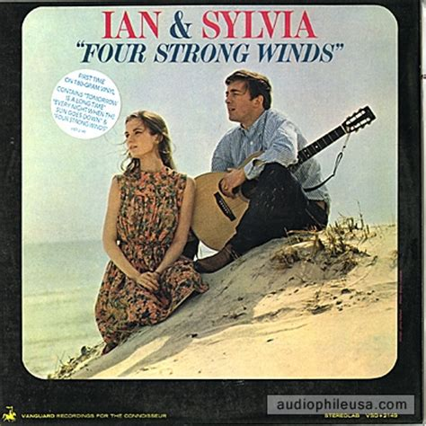 ian sylvia  strong winds vinyl lp album