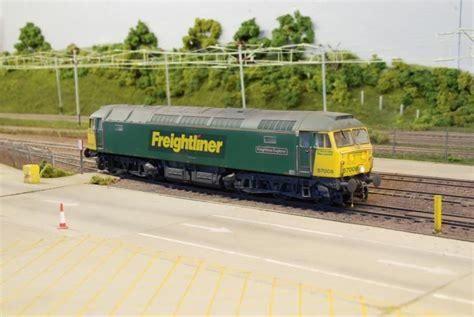 Engines 2 Freightliner Warren Lane Rail Freight Terminal