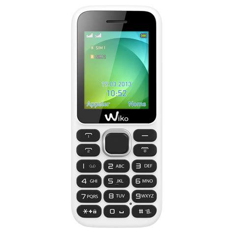 Wiko Lubi 3 Blanc (lubi 3 White)  Achat  Vente Mobile
