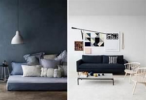 Idee deco peinture chambre ide salle de bain zen photo for Canapé convertible scandinave pour noël décoration chambre À coucher adulte