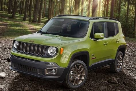 types of jeeps 2015 used 2016 jeep renegade review ratings edmunds