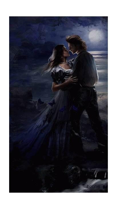 Fantasy Vampire Romance Dark Couples Gifs Couple