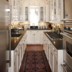 small galley kitchen storage ideas galley kitchen design ideas 16 gorgeous spaces bob vila