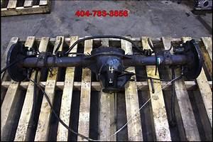 96 97 98 99 00 01 8 8 Mercury Mountaineer Rear Axle End