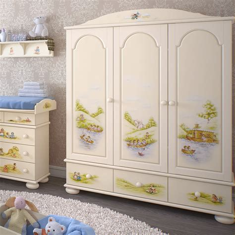 Baby Room Cupboards by Luxury Children S Wardrobes Cupboards Woodright Home Uk