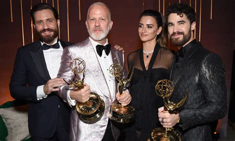 All The Best Photos From The Emmys, Governors Ball And