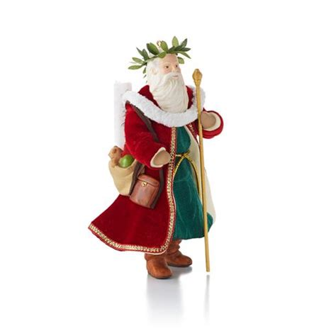father christmas general keepsake ornament hallmark
