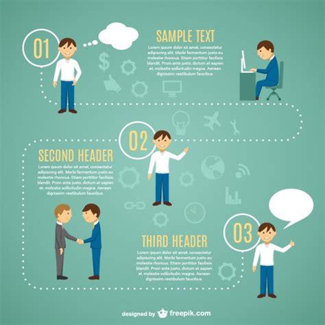 suche job infografik vorlage  der kostenlosen vektor