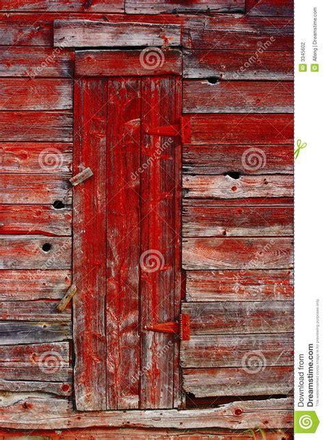 red door stock photography image
