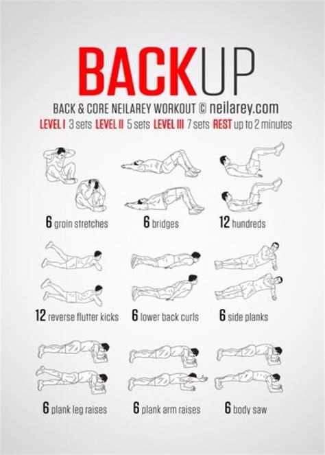 neila rey   core strength exercises strength