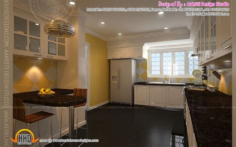 interior design of kitchen room interior design of living room dining room and kitchen