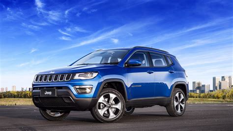 wallpaper jeep compass longitude suv blue cars bikes