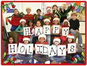 Class Christmas Card Love this idea Send to other