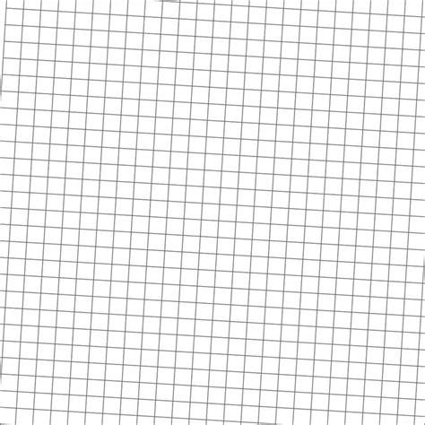 printable graph paper blank standard  metric