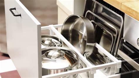 cuisine ikea ranger  organiser linterieur de votre