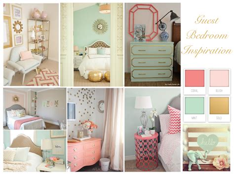 Teal And Coral Bedroom Ideas