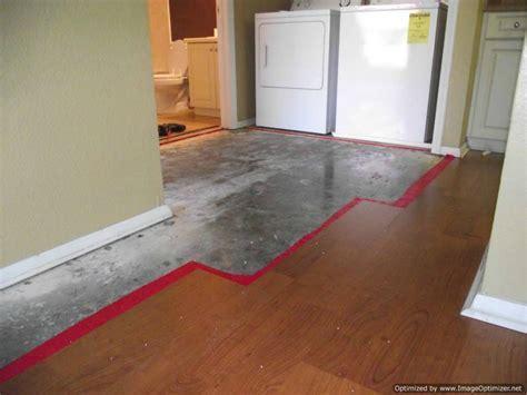 Repair Wet Laminate Flooring, Do It Yourself
