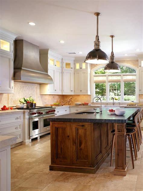 transitional kitchens  peter ross salerno  hgtv