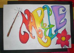 Nargle in Grafitti by Verdandi957 on deviantART
