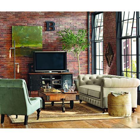 gordon natural linen sofa designd