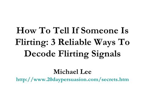 How To Tell If Someone Is Flirting 3 Reliable Ways To. Faithful Signs Of Stroke. Thumbs Up Signs Of Stroke. Helmet Signs Of Stroke. Extreme Anxiety Signs. Sunflower Signs Of Stroke. Break Signs Of Stroke. Native Signs. Investigate Magnifier Signs Of Stroke