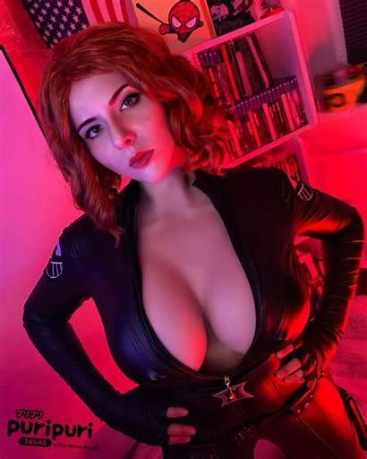 Widow Wanna Open Suit Xkalty Cosplay Nsfw