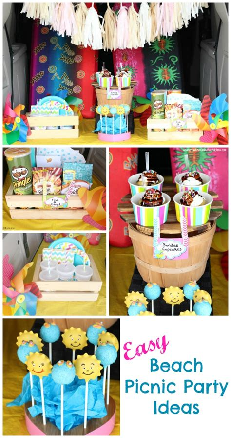 birthday party ideas and tips guest post mimi 39 s party feature picnic party