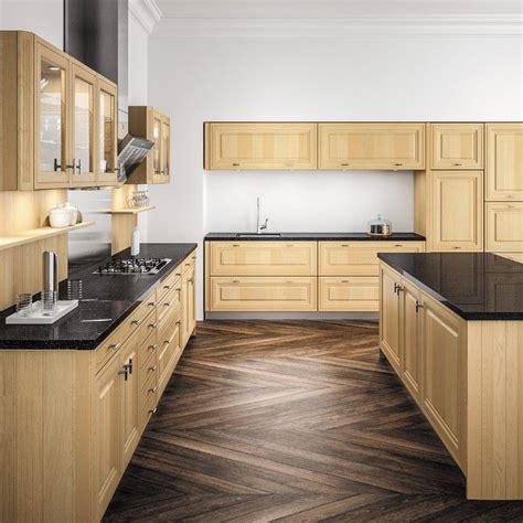 modele cuisine bois moderne loxley cuisine bois rustique sagne cuisines
