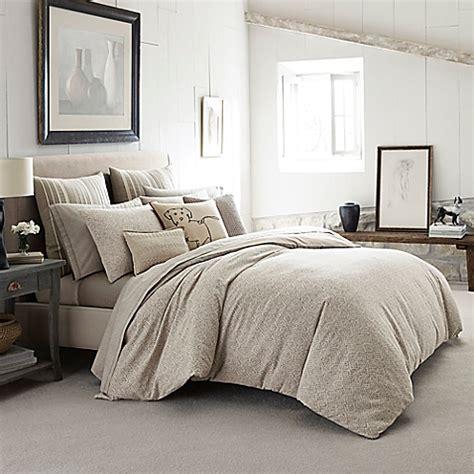 bed bath beyondcom ed degeneres mosaic tile comforter in beige bed
