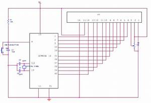 How To Interface 16x2 Lcd With Avr Microcontroller