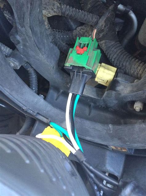 Jeep Jk Headlight Wiring by How To Install A Kc Hilites Led Headlight 7 Inch On