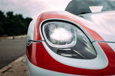 porsche 918 headlights porsche 918 spyder 2013 2015 review autocar
