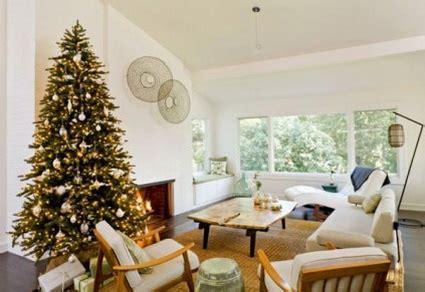 decoracion navidena minimalista decoracion de interiores