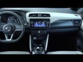 2018 Nissan Leaf - Interior - YouTube