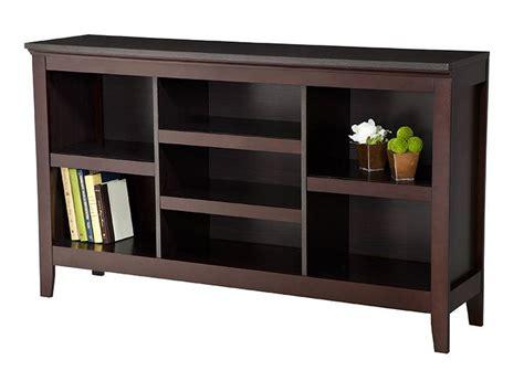 threshold carson horizontal bookcase threshold carson horizontal bookcase with adjustable
