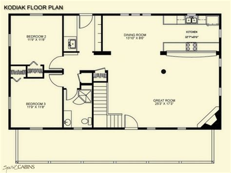 open floor house plans with loft log cabin floor plans with loft open floor plans log cabin