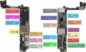 Pcb Layout Iphone 6