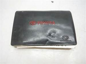 1998 Toyota Camry Le A  T Owners Manual Booklet Oem 1997