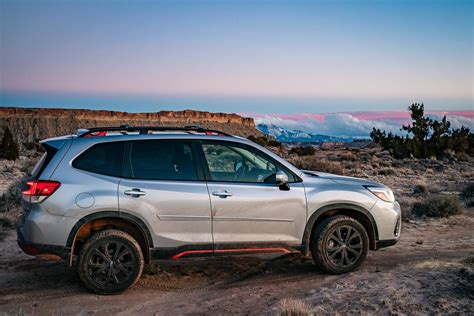 2019 Subaru Forester Sport 2 by 2019 Forester Sport With 2 Quot Lift Enjoying The View Subaru