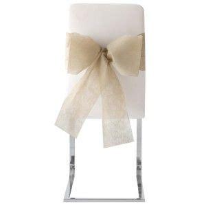 les 25 meilleures id 233 es concernant noeuds de chaise sur chaise de mariage arcs