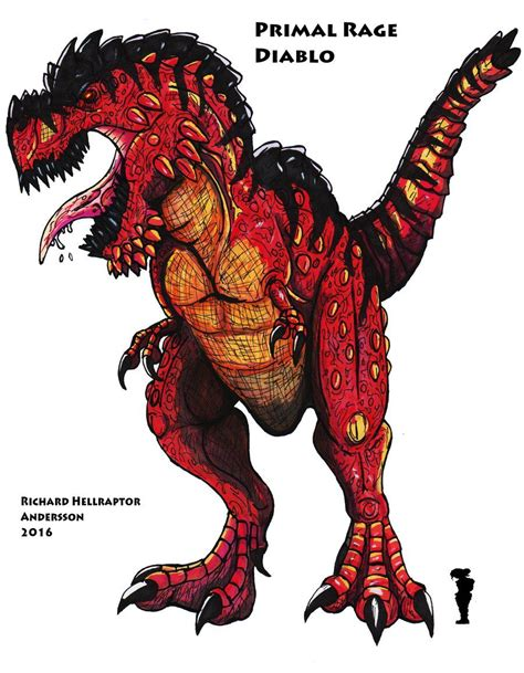 diablo monsters search t rex diablo rage creatures