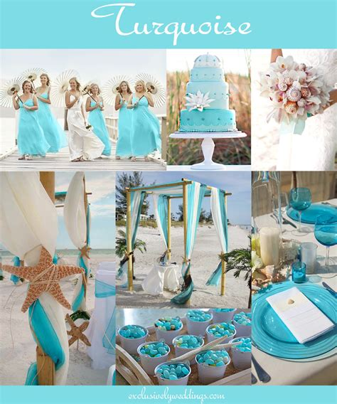 your wedding color how to choose between teal turquoise and aqua exclusively weddings - How To Wedding Colors