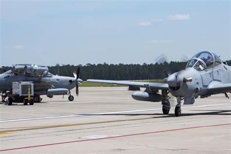 Afghan Air Force Takes Delivery of 2 A-29 Light Attack ...